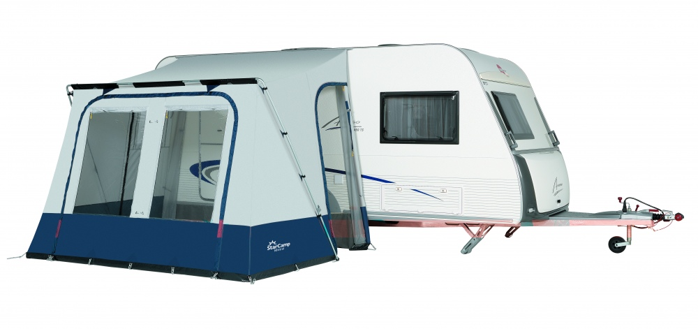 Caravan Awnings from Bradcot Caravan Awnings - caravan and camping